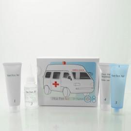 Ambulancia, Firs Aid (Tratamiento restructurador del cabello Q8)